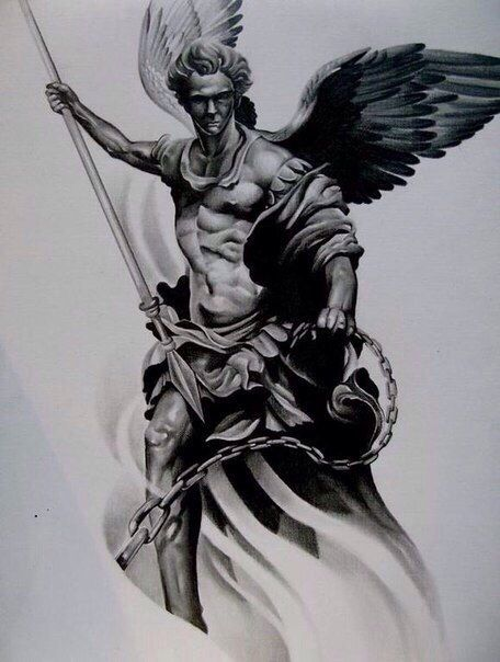 Религия, крылья   101 фотография