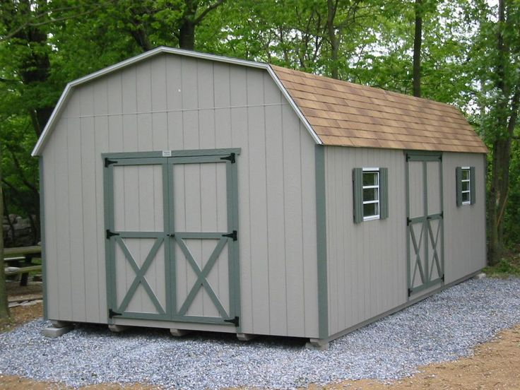 https www.hometourseries.com garage-storage-ideas-makeover-302 - 1000 images about GARDEN SHEDS on Pinterest