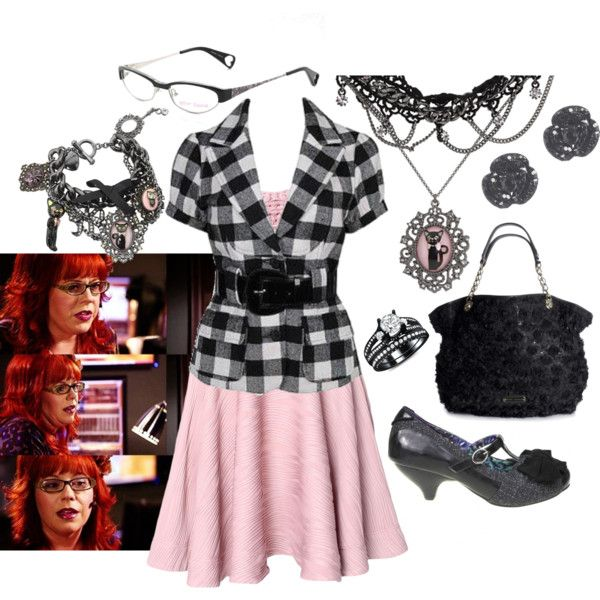I want an outfit like this so badly.