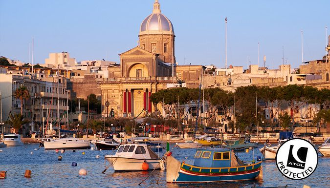 Mellieha, Malta: 2-4 Night Spa Hotel Stay With Flights - Up to 36% Off Experience the majesty of Malta with 2-4 night stay on this stunning island      Stay at the Pergola Hotel  and  Spa, Sunny Coast Resort or the Labranda Riviera Premium Resort      Find total relaxation with access to spas, swimming pools and Jacuzzis      Bask in the warm sun by the beautiful Mediterranean waters      Go...
