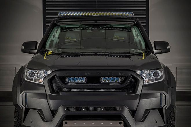 2017 Ford Ranger VR46 Edition 2