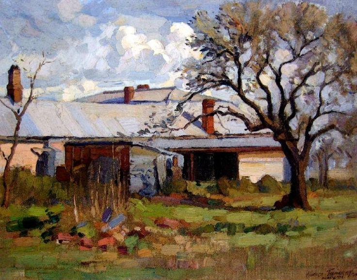 Old House, Port Willunga - Horace Trennery