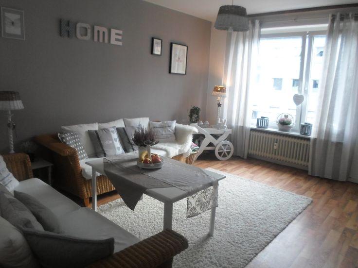 Mój biały mały domek: Jak zmieniał się salon