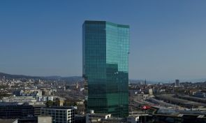 Prime Tower, Zürich (Architekt: GIGON/GUYER dipl. Architekten ETH/BSA/SIA AG, Zürich)