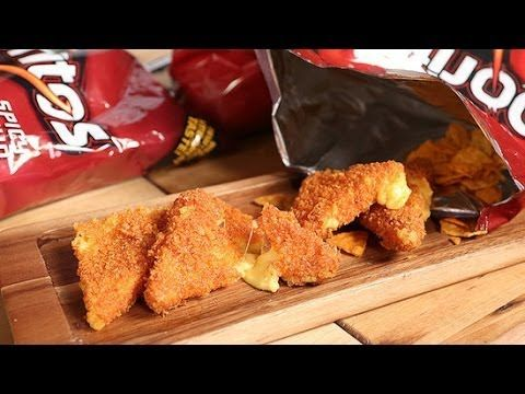 Make Cheese-Stuffed Doritos Loaded At Home! | Eat the Trend - YouTube