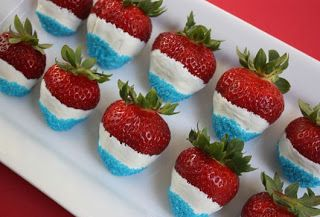 15 Patriotic Party Foods