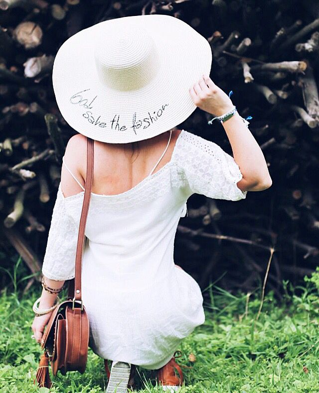 #boho #bohostyle #bohochic #zara dress, #godsavethefashion hat