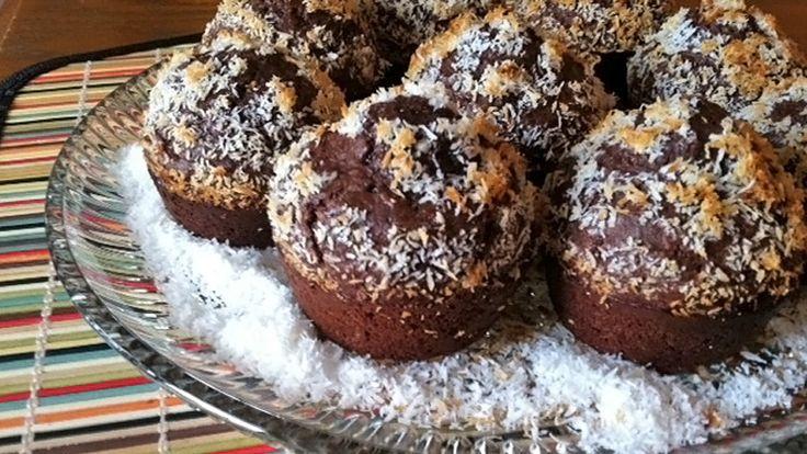 Fehérjés muffin kókuszimádóknak