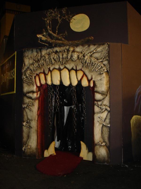 entrance halloween prophalloween - Halloween Prop