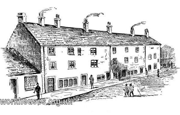 Bradford Barkerend Road workhouse