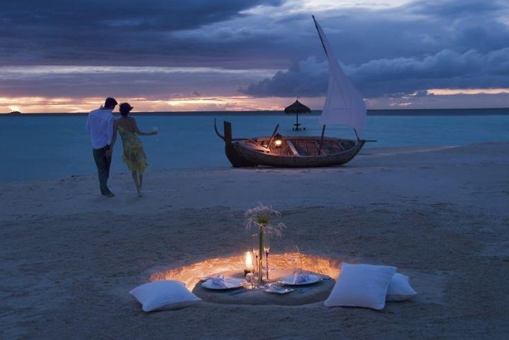 Лучшие идеи для романтического свидания с любимым