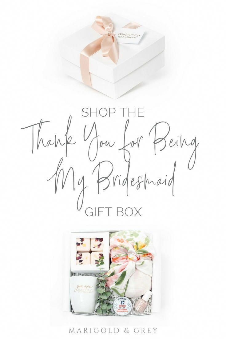 What Precisely Better Way To Say Thanks In Comparison With One Of A Kind Thank You So Much Token Of Appreciation Smart Id Bridesmaid Gift Boxes Wedding Welcome Gifts Luxury Wedding Gifts