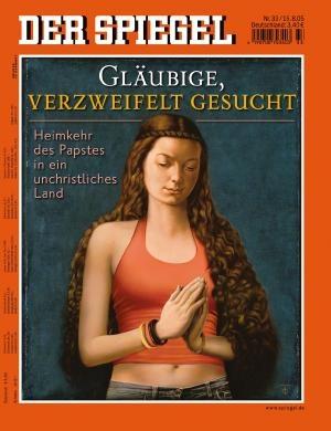 Titelbild Spiegel - das Kreuz mit den Deutschen - Weltjugendtag
