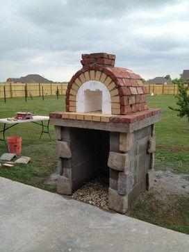 10 Outdoor Pizza Oven Design Ideas   Patio Design