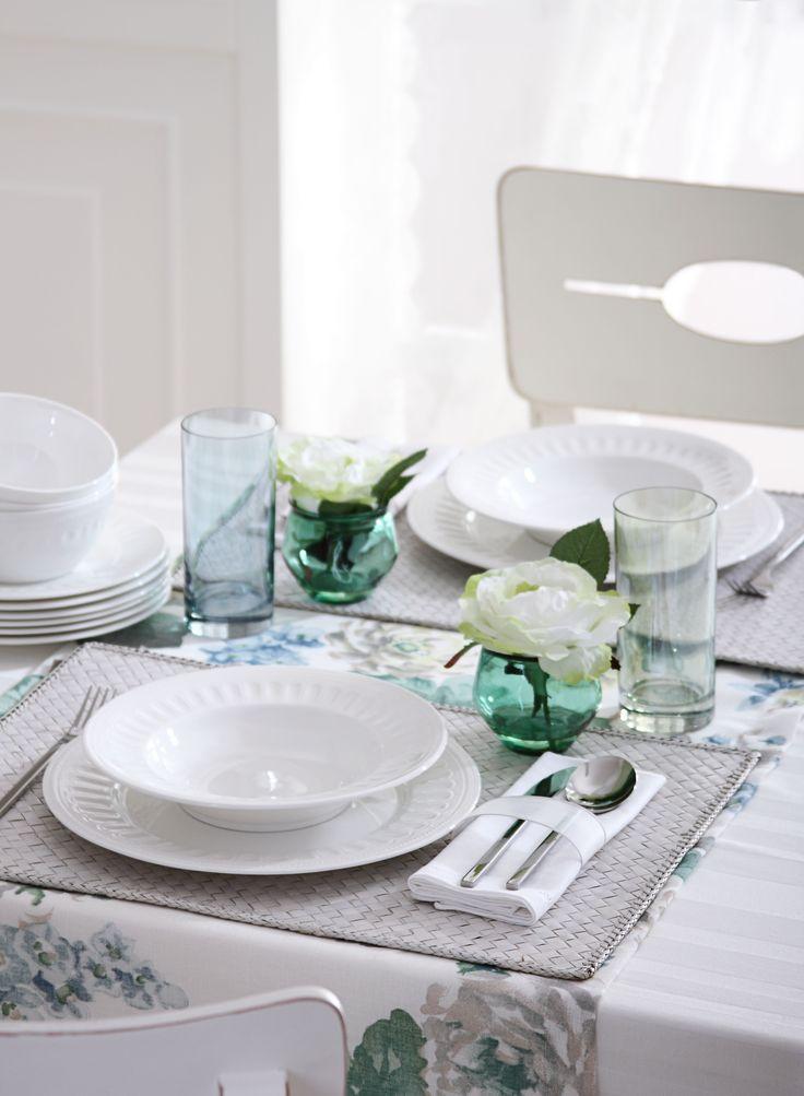 Quenn Yemek Takımı #bernardo #dinnerware #dinner #tabledesign #kitchen #mutfak