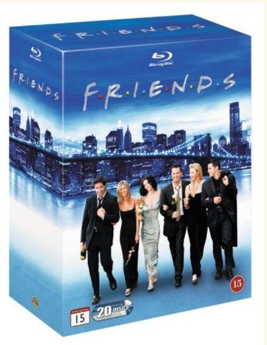 Friends: Complete Boks - Sæson 1-10 (Blu-ray)