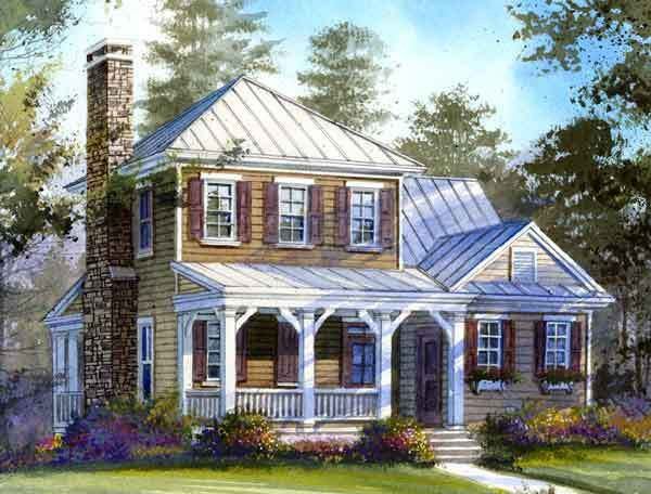 Looking For The Best House Plans? Check Out The Topwater Lodge Plan From Southern  Living.