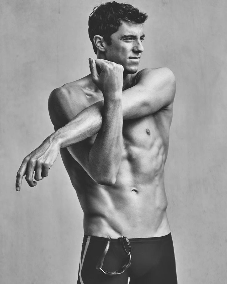 See the 2016 U.S. Men's Olympic Swim Team in Their Shirtless Glory - Conor Dwyer from InStyle.com