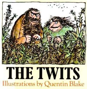 The Twits by Roald Dahl - Best books for children and teenagers.jpg