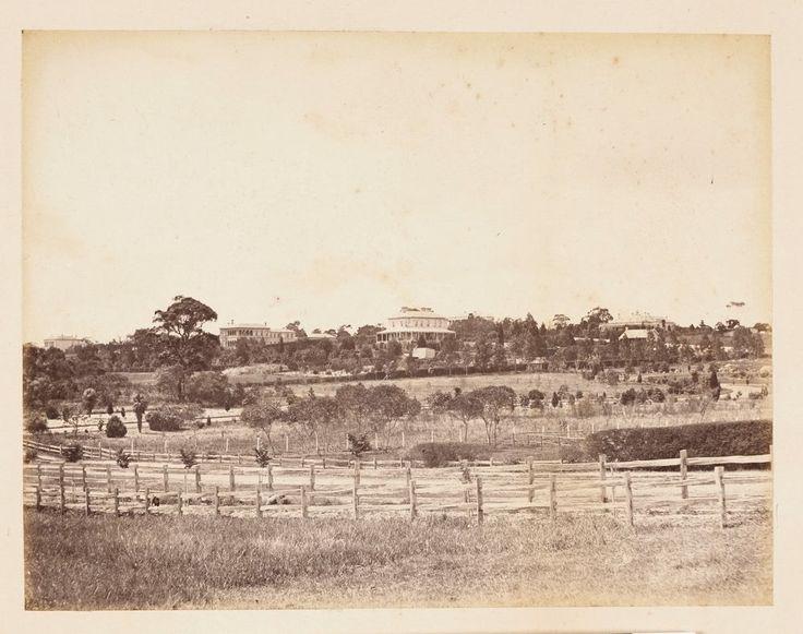 Orrong Rd, Toorak 1874