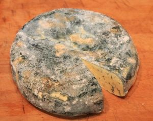 Home-made Gorgonzola cheese recipe.  This is extreme home cooking.