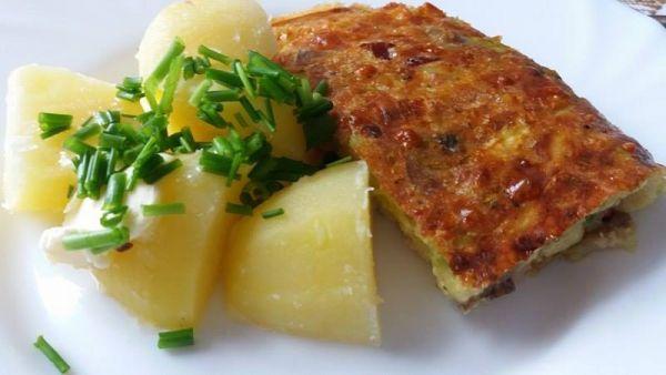 Cuketový nákyp, foto: kuchařidodomu.cz