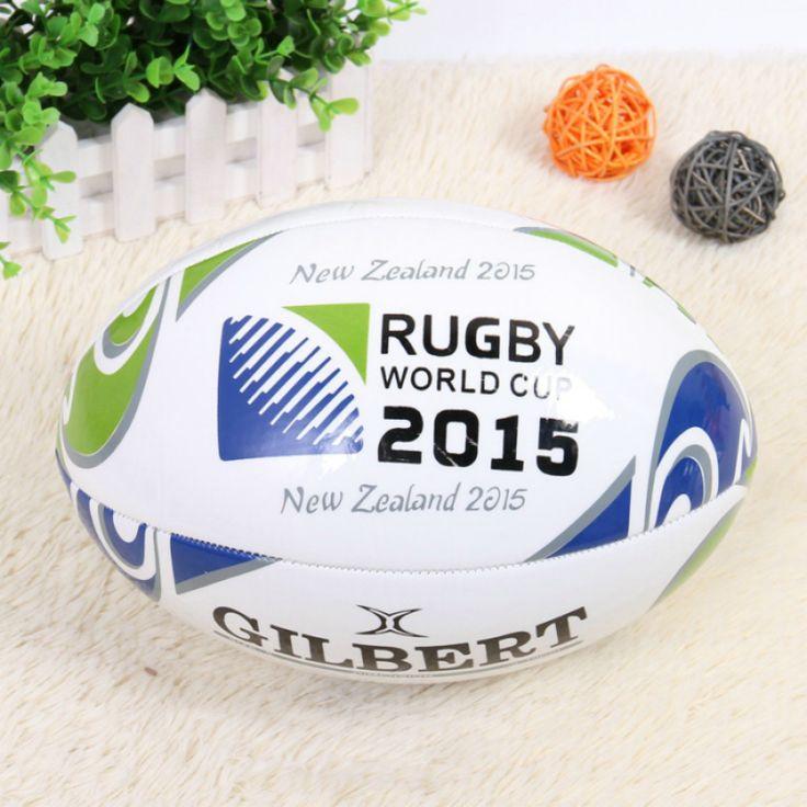 Rugby Football 9 Standar Bola untuk Pertandingan Olahraga Kebugaran Pelatihan Kompetisi Rugby Baik Kualitas Tahan Lama