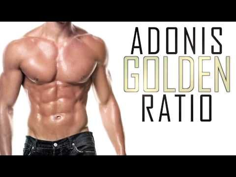 Adonis Golden Ratio: The Body Your DNA Meant You To Have