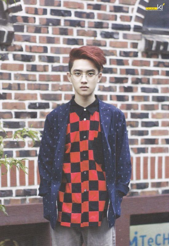 (1) kyungsoo red hair - Busca do Twitter