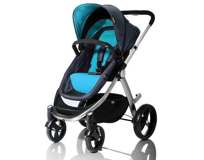 Mountain Buggy Cosmopolitan - Turquoise #pram #pramdeal #baby #sale #bargain #tinitrader