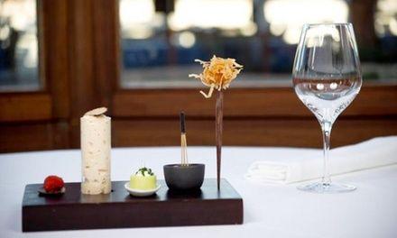 Menu raffiné au choix dans un restaurant étoilé - Restaurant Restaurant Le Fanal à Banyuls Sur Mer