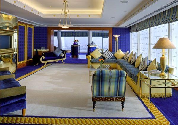 異例のドバイ7つ星ホテル『ブルジュ・アル・アラブ』世界最高級の魅力とは? 3枚目の画像