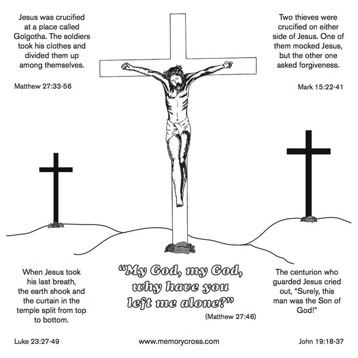 The Crucifixion & Resurrection of Jesus. This origami ...