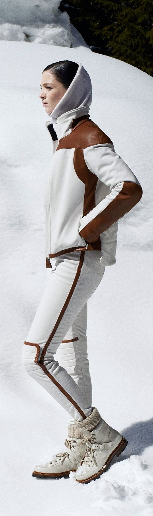 Hermes ski: Now this is what I'm talking about. Now, I want to go to Vail.