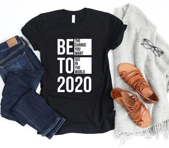 BETO for President Shirt / Tank / BETO 2020 Shirt …