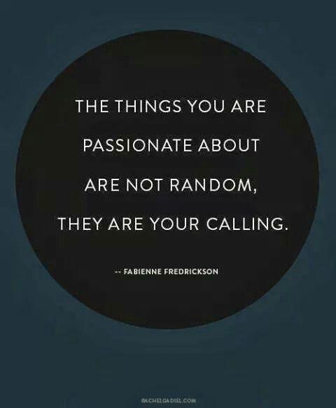 987dfe16e65d6 Follow your passion Inspirational Quote - Wisdom Quotes