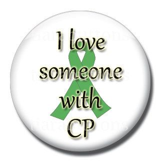 Cerebral Palsy: Sweet Cousins, My Sons, Baby Girl, Ladybugs, Pinback Buttons