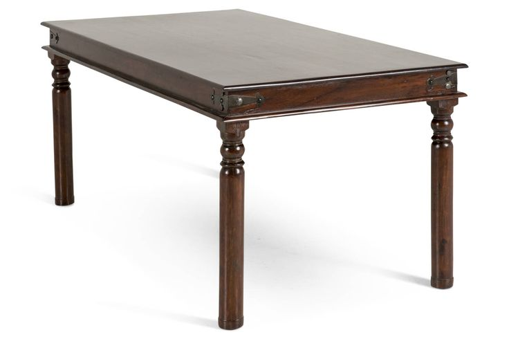 Köp Matbord Castello Runda Ben 180X90 från Chilli för endast 2 895 kr. Fraktfritt och fria returer!