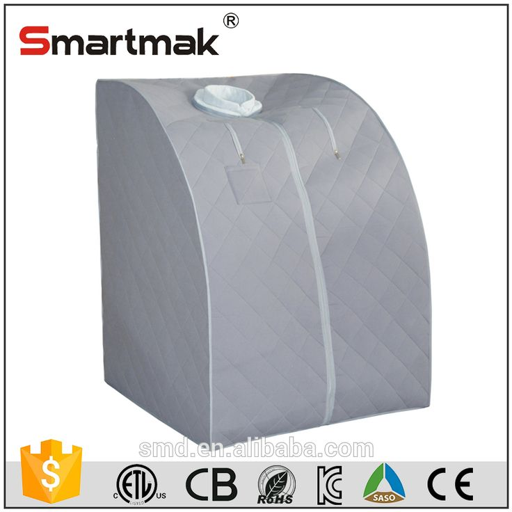 1 people portable infrared sauna tourmaline stone