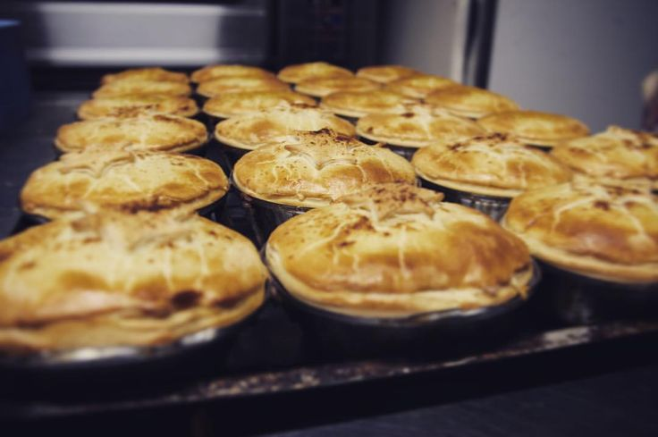 """15 Likes, 1 Comments - Flora Hill Bakehouse (@flora_hill_bakehouse) on Instagram: """"What are you having for lunch today? Our delicious Steak, Chilli Kabana and Cheese pies are fresh…"""""""