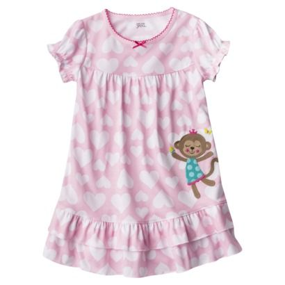 Just One You by Carters Infant Toddler Girls Sleep Gown