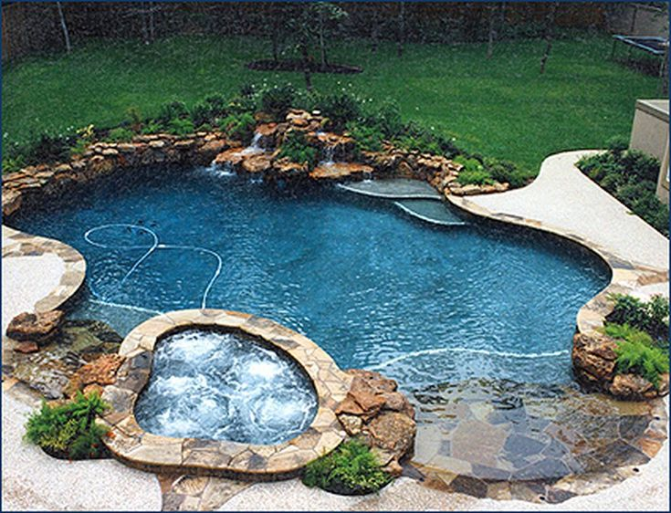 I love this!!! Small pool nothing big but will nicely in our backyard. Somewhere to relax