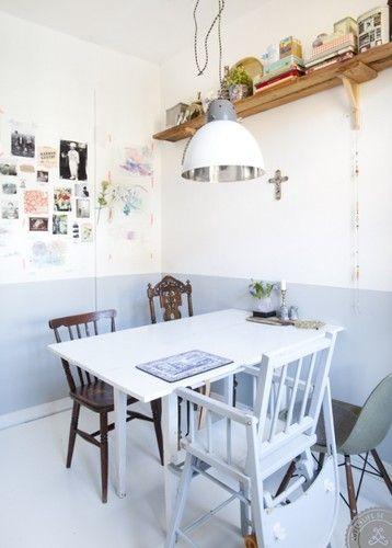 Apartamento com decoração boémia, romântica e poética (via Bloglovin.com )