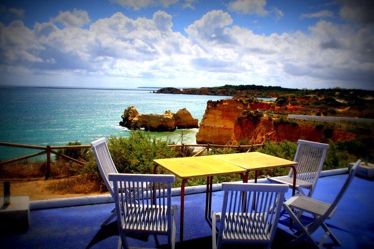 Special place in Praia do Vau, Portimão, Algarve, Portugal     Algarve feeling by LuadeCristal.deviantart.com