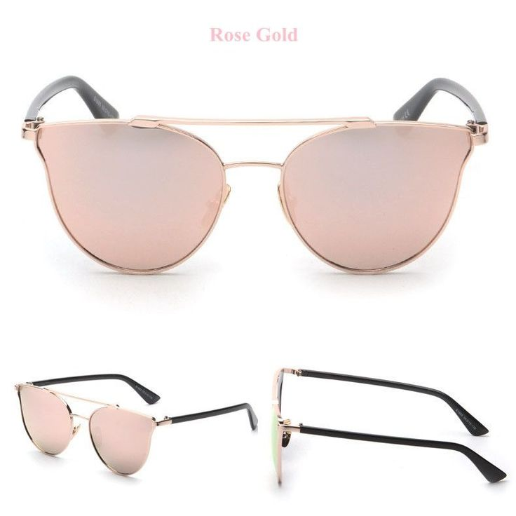Item Type: Eyewear Eyewear Type: Sunglasses Department Name: Adult Gender: Women Style: Oval Lenses Optical Attribute: Mirror Frame Material: Alloy Frame Color: Multi Lens Width: 5.8 cm Lens Height: 5