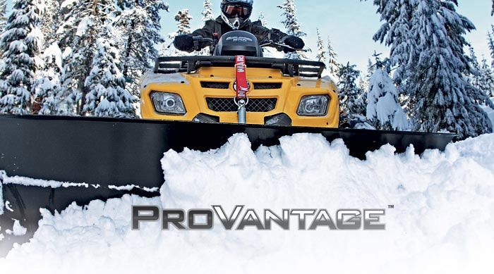 Warn Industries - ProVantage ATV Plows: How To Order
