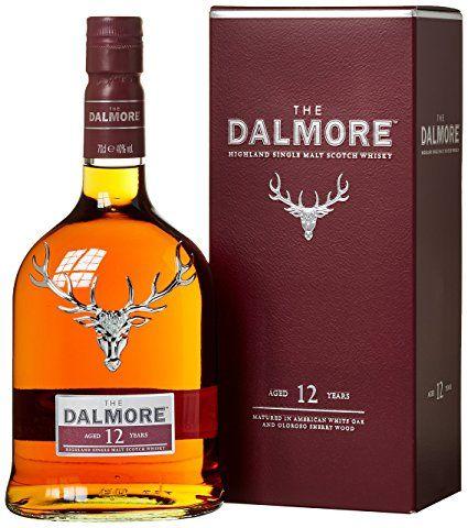 Dalmore 12 Jahre Single Malt Scotch Whisky (1 x 0.7 l)