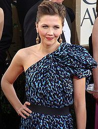 Maggie Gyllenhaal - Actress (Donnie Darko, RIding in Cars With Boys, Happy Endings, Stranger Than Fiction) I love her. <3