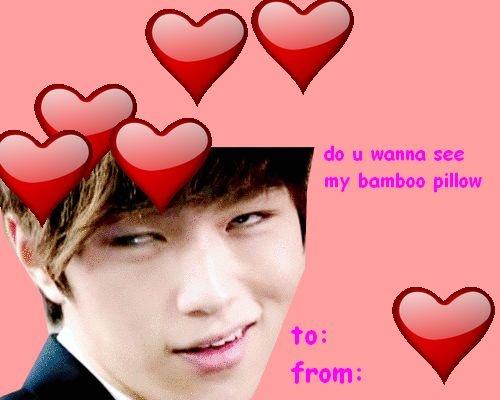 Valentine's day - Myungsoo's version *menboong* xD