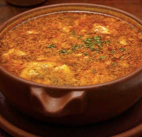 Айго-булидо французский чесночный суп простые рецепты